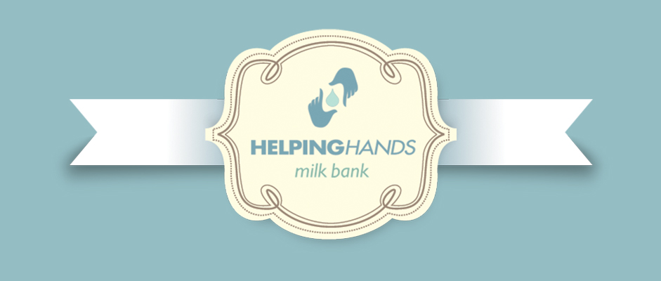 Helping Hands Milk Bank Logo